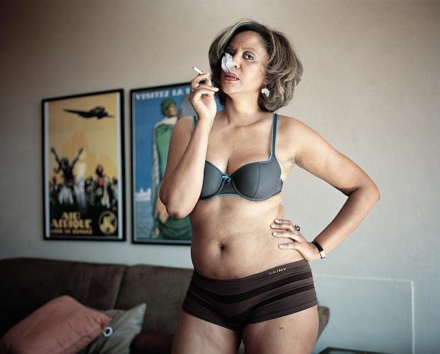 частное фото женщин в возросте