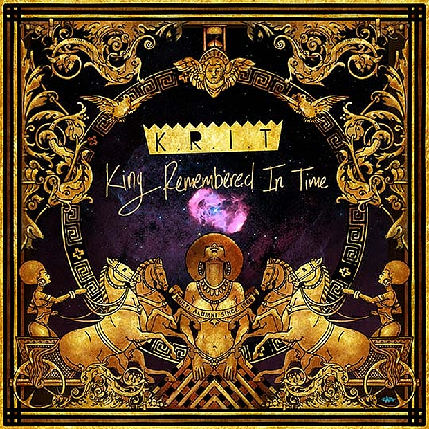 Big K.R.I.T.'s King Remembered In Time mixtape w/ fan discussion